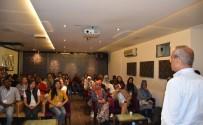 YURTDIŞI TÜRKLER VE AKRABA TOPLULUKLAR - Uluslararası Öğrenciler Abbas Güçlü İle Buluştu