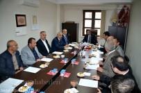 KAZıM ŞAHIN - Vali Yıldırım, Tosyalılar'ın Taleplerini Dinledi
