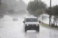 METEOROLOJI GENEL MÜDÜRLÜĞÜ - Doğu Akdeniz'de kuvvetli yağış uyarısı