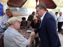 HALIL ELDEMIR - AK Parti Bilecik Milletvekili Eldemir Gölpazarı'nı Ziyaret Etti