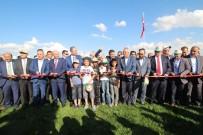 İBRAHIM AYDıN - AK Parti Genel Sekreteri Gül,15 Temmuz Vatan Şehitleri Parkı'nın Açılışına Katıldı