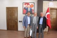 BURHAN KUZU - Anayasa Komisyonu Eski Başkanı Burhan Kuzu Memleketi Develi'yi Ziyaret Etti