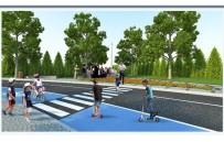 BENZİN İSTASYONU - Bağcılar'a Trafik Eğitim Pisti Ve Parkı
