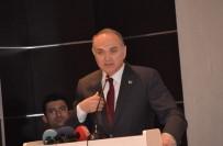 OSMAN GAZİ KÖPRÜSÜ - Bakan Özlü Açıklaması '99 Defa Saldırıya Uğramasına Rağmen Hayata Geçirdik Ve Hakkari'ye Havalimanı Açtık'