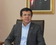 DOĞUBEYAZıT - Bakan Zeybekci Açıklaması 'Hainler Er Ya Da Geç Cezalarını Çekecektir'