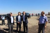 AHMET GAZI KAYA - Başkanvekili Aydın Kahta'daki Yatırımları İnceledi