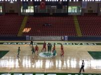 MAMAK BELEDIYESI - Büyükşehir Basket Takımı Rakibini Mağlup Etti