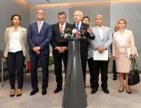 ANAYASA DEĞİŞİKLİĞİ - CHP Lideri Kılıçdaroğlu Açıklaması 'Terörün Sonlanması İçin Üzerimize Düşeni Yapmaya Hazırız'