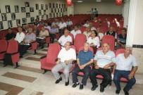 NECMİ ÇELİK - Devrek Tarım Müdürlüğünden Bilgilendirme Toplantısı