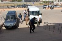 ASKERI DARBE - Edirne'de FETÖ/PDY'den Gözaltına Alınan 6 Gümrükçü Adliyeye Sevk Edildi