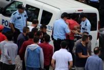 MAHALLE KAVGASI - Erzurum'da meydan muharebesi gibi kavga!