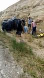 OSMANGAZİ ÜNİVERSİTESİ - Eskişehir'de Trafik Kazası, 1 Ölü 2 Yaralı