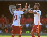 SABRİ SARIOĞLU - Galatasaray Tek Golle Kazandı