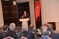 OSMAN GAZİ KÖPRÜSÜ - 'Hakkari Havalimanı 99 Defa Saldırıya Uğradı'