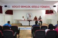 MUSTAFA KARADENİZ - Karaman'da Antrenörler Toplantısı Yapıldı