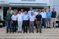 PIYASALAR - Kayın Üretim Ve Pazarlama Konulu Toplantı