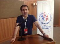 MEHMET YAVUZ - Mehmet Yavuz Açıklaması 'Spora Psikolojik Ve Teknolojik Destek Verebilirsek Başarıyı Erken Yakalarız'
