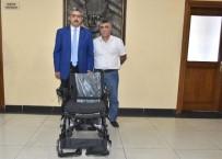 EMEKLİ MAAŞI - Nazilli Belediyesi Engelli Vatandaşın Yardımına Koştu