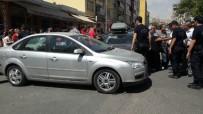 ADıYAMAN ÜNIVERSITESI - Otomobiller Çarpıştı