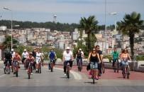 ÇOCUK SAĞLIĞI - 'Sağlıklı Yaşam' İçin Pedal Çevirdiler