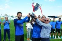 ŞAMPİYONLUK KUPASI - Şampiyon Kütahyaspor Kupasına Kavuştu