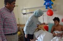 ERSİN ARSLAN - Sema Ramazanoğlu Gaziantep'te