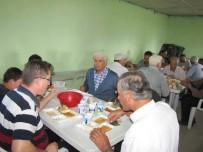 ŞEYHLER - Şeyhler Köyünde Bin Kişiye Hayır Yemeği