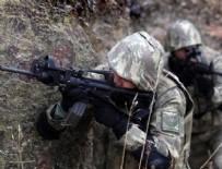 PKK - 6 terörist öldürüldü