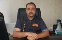 İTFAİYE MÜDÜRÜ - 9 Ayda 738 Yangın Ve Kurtarma Olayına Müdahale Edildi