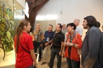NÜRNBERG - Alman Gazeteciler Kelebekler Vadisi'ni Ziyaret Etti