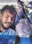 OLTA - Antalya'da 55 Kilogramlık Kılıç Balığı Yakalandı
