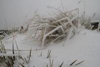 KAR YAĞıŞı - Ardahan'ın Yüksek Kesimlerine Kar Yağdı