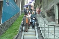İL GENEL MECLİSİ - Artvinli Şehir Merkezinde Artık Dik Merdivenlerde Yürümeyecek