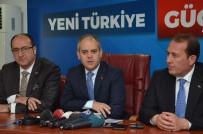 İŞİTME ENGELLİLER - Bakan'dan TFF 1. Lig'in Yayın Haklarıyla İlgili Açıklama