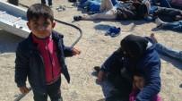 EMNIYET MÜDÜRLÜĞÜ - Balıkesir'de 63 Kaçak Göçmen Yakalandı