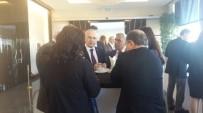 TOPLU TAŞIMA - Başkan Karaaslan, Kentsel Tasarım Rehberleri Çalıştayı'na Katıldı