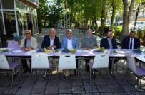 SANAYİ SİTESİ - Başkan Polat Özsan Sanayi Sitesi Esnaflarıyla Bir Araya Geldi