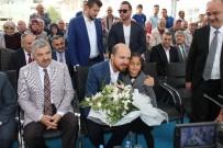POLİS ÖZEL HAREKAT - Bilal Erdoğan Şehit Cennet Yiğit'in Adını Taşıyan Parkın Açılışına Katıldı