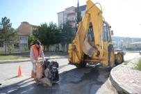 YAĞMUR SUYU - Bilecik Belediyesi Çalışmalarına Devam Ediyor