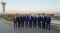 HATIRA FOTOĞRAFI - Büyükelçi Köksal, EXPO Yönetim Kurulu Üyeleriyle Vedalaştı
