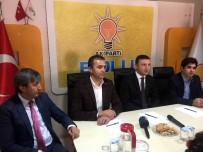 Çalışma Ve Sosyal Güvenlik Bakan Yardımcısı Orhan Yeğin Bolu'da