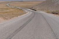 KARABAĞ - Cihanbeyli'de 25 Kilometrelik Asfalt Çalışması Tamamlandı