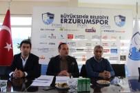 ERZURUMSPOR - Demirhan Açıklaması 'Erzurumlulardan Destek Bekliyoruz'