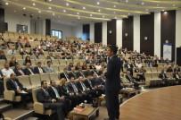 AHMET ÇELIK - Eğitim Yöneticileri Bilgilendirme Programı Gerçekleştirildi