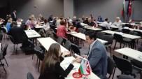 TRAKYA BÖLGESİ - ETSO Heyeti Filibe'de Türk-Bulgar İş Forumu'na Katıldı