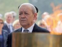 CHARLİE HEBDO - Fransa Savunma Bakanı Drian: Musul'a büyük operasyon çok yakında