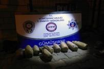 UYUŞTURUCU - Gümüşhane'de Uyuşturucu Tacirlerine Ağır Darbe