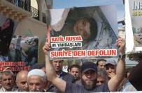 SURİYE - Halep'te Yaşanan Saldırılar Van'da Kınandı