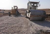KOÇAK - Haliliye Belediyesi'nden Kırsal Mahallelerde Yol Yapım Çalışması