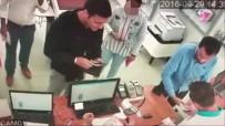 CEP TELEFONU - Hırsızlar Baltayı Taşa Vurdu